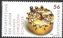 BRD 2243 (kompl.Ausg.) Postfrisch 2002 Kulturstiftung - BRD