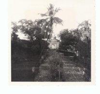 1964 Asia - India - Original Photo - BOMBAY ZICHT OP DE TOREN DER STILTE BOMBAY VIEW OF THE TOWER OF THE SILENCE - Lieux
