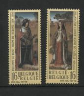 Filips De Schone En Johanna Philippe Le Bel Et Jeanne De Castille - Belgique  1996 MNH - Histoire