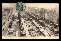 75 - PARIS 20EME-12EME - LA FOIRE AUX PAINS D'EPICES - VUE PANORAMIQUE DU COURS DE VINCENNES - District 20