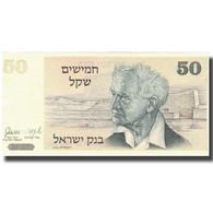 Billet, Israel, 50 Sheqalim, Undated (1980), KM:46a, SUP - Israel
