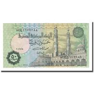 Billet, Égypte, 50 Piastres, 1995-07-06, KM:62b, TTB - Egypte