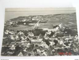 C.P.A.- Grand Format - Ile De Groix (56) - Vue Aérienne De Groix , Le Centre Et L'Eglise - 1963 - SUP (AH76) - Groix