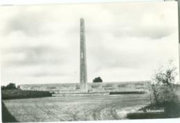 Bergen-Belsen 1973; Gedenkstätte Konzentrationslager - Gelaufen. (Emdeea, Oosterbeek - Niederlande) - Bergen