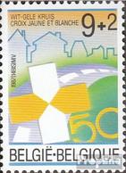 Belgien 2322 (kompl.Ausg.) Postfrisch 1987 Belgisches Gelbweißes Kreuz - Belgien