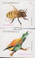 Autriche 2819-2820 (complète.Edition.) Oblitéré 2009 Bien-être Des Animaux - 1945-.... 2. Republik