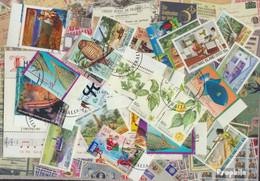 Weihnachts-Insel Briefmarken-300 Verschiedene Marken - Christmas Island