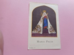 DEVOTIE.-MARIA PACIS - Religione & Esoterismo