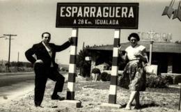 ESPARRAGUERA. PUENTE SOBRE MAGAROLA - Barcelona