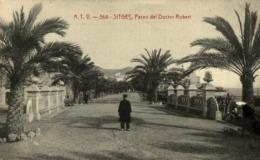 SITGES. PASEO DEL DOCTOR ROBERT - Barcelona