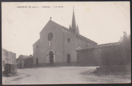CPA - (49) Andrezé - L'église - Andere Gemeenten