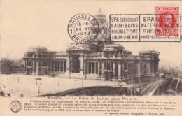 BELGIQUE - 1923 - Carte Postale De Bruxelles Pour Paris - Bélgica