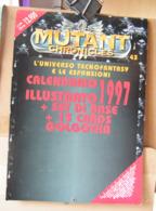 CALENDARIO MUTANT CHRONICLES  ANNO 1997 - HOBBY & WORK - Formato Grande : 1991-00
