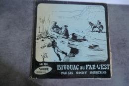 Disque 25 Cm - Bivouac Au Far-West Par Les Rocky Mountains  LD 191 Vogue - - Country & Folk