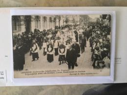 LEBBEKE LUISTERRIJKE JUBELFEESTEN  DE PROCESSIE - Lebbeke