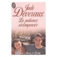 La Patience Récompensée Jude Deveraux +++TBE+++ LIVRAISON GRATUITE - Livres, BD, Revues