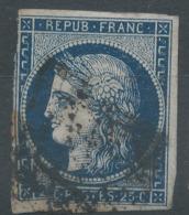 Lot N°50839  N°4, Oblit - 1849-1850 Cérès