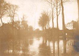 PIE.GRAND-FORMAT-19-GM-493 :  INONDATIONS 1910. NANTERRE. OU RUEIL-MALMAISON. - Lieux