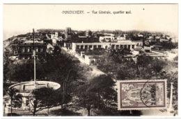 PONDICHERY - Vue Générale, Quartier Sud - India