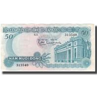 Billet, South Viet Nam, 50 D<ox>ng, KM:25a, NEUF - Viêt-Nam