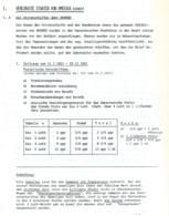Postgebühren Kgr. Hannover - USA 1851 -1852 Von Hans Jürgen Habermann - Postal Rates