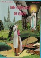 Lourdes Bernadette Stripverhaal Strip En Foto's  Boek Blz 64 - Libros, Revistas, Cómics