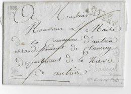 1808 - LETTRE PORT PAYE De AMBERT (IND 14) - PUY DE DOME - 1801-1848: Précurseurs XIX