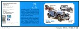 Carnet De 8 Timbres 2013 Auto Skoda (860 De 1930 Et 645 De 1932) / Historic Cars - Neufs