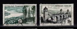 YV 1118 & 1119 Obliteres - France