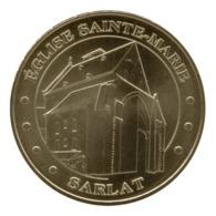 Monnaie De Paris , 2013 , Sarlat La Canéda , église Sainte Marie - Monnaie De Paris