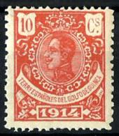 Guinea Española Nº 101 En Nuevo - Guinea Española
