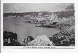 Port Jack Bathing Creek, Douglas - Norris-Meyer Press - Isle Of Man