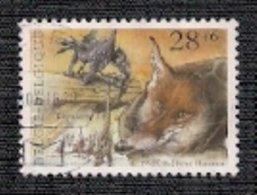 BELGIQUE 1992 (11c) RENÉ HAUSMAN - 28+ 6 F. (OBLITÉRÉ) - Used Stamps