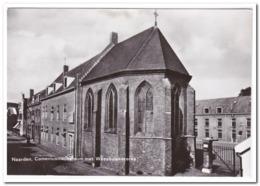 Naarden, Comeniusmausoleum Met Weeshuiskazerne - Naarden