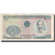 Billet, Viet Nam, 50 D<ox>ng, KM:96a, TB - Viêt-Nam