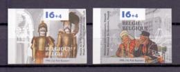 2624/2625 MUSEA ONGETAND POSTFRIS** 1996 - Belgique