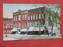 Corner 17 Th Street  Drug  Store  Upper Troy NY  > Ref 3630 - Autres