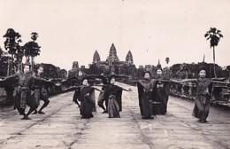 ANGKOR         DANSEUSES ROYALES - Cambodge