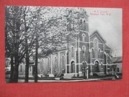 M E Church Honeoye Falls - New York  Ref 3630 - Autres