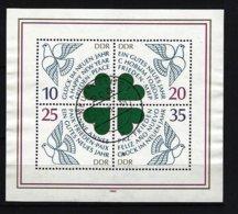 DDR - Block Nr. 75 Neujahr 1984 Gestempelt NEUSTRELITZ - [6] República Democrática
