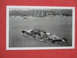 Prison Alcatraz Island       Ref 3630 - Prison