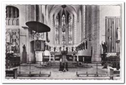 Wouw, Interieur St. Lambertuskerk - Nederland