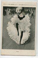 75 PARIS XVIII Em MONTMARTRE Collection BAL TABARIN  Face  Danseuse  Cancan Levant La Jambe  1904     D13 2019 - District 18
