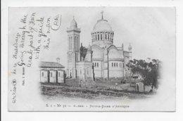 Alger - Notre-Dame D'Afrique - Dos Simple - Plaatsen