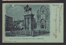 16214 Venezia - Campo Dei Santi Giovanni E Paolo - Monumento Colleoni E Ospitale Civile F - Venezia