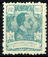 Guinea Española Nº 152 En Nuevo - Guinea Española