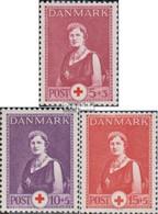 Dänemark Gestempelt Rotes Kreuz 1939 Rotes Kreuz - 1913-47 (Christian X)