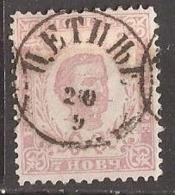 XIV  1879-1890    - MONTENEGRO CRNA GORA    USED    BEACHTEN INTERESSANT - Montenegro