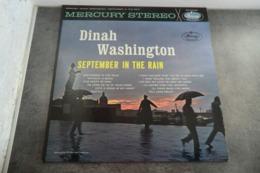 Disque 33 Cm De Dinah Washington - September In The Rain - Mercury SR-60638 - 1961 US - Jazz