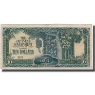 Billet, MALAYA, 10 Dollars, KM:M7b, AB - Malaysia